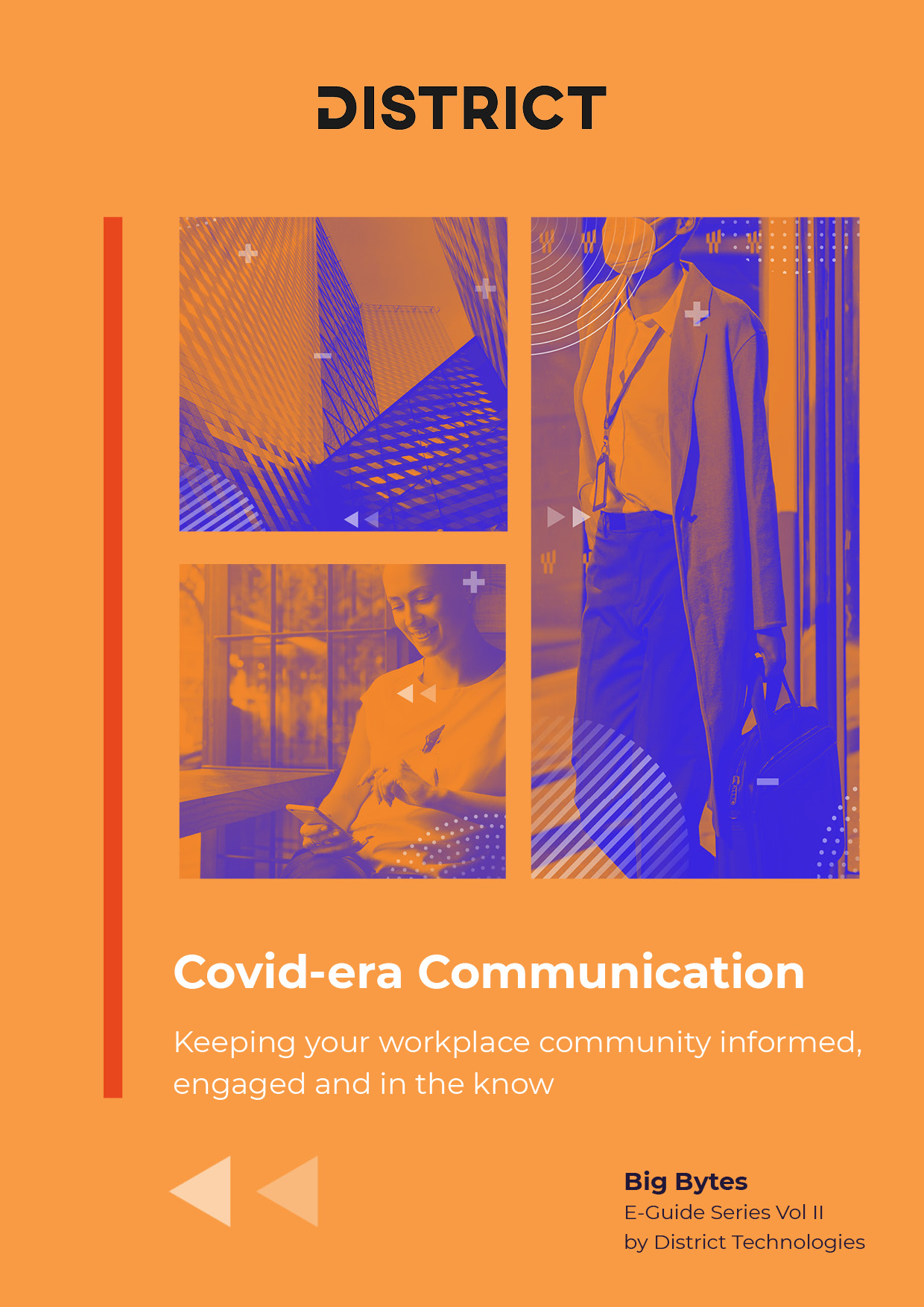 Communication E-Guide front page