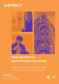 Post-pandemic commercial real estate front page